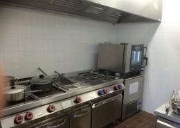 La cuisine, côté cuisson
