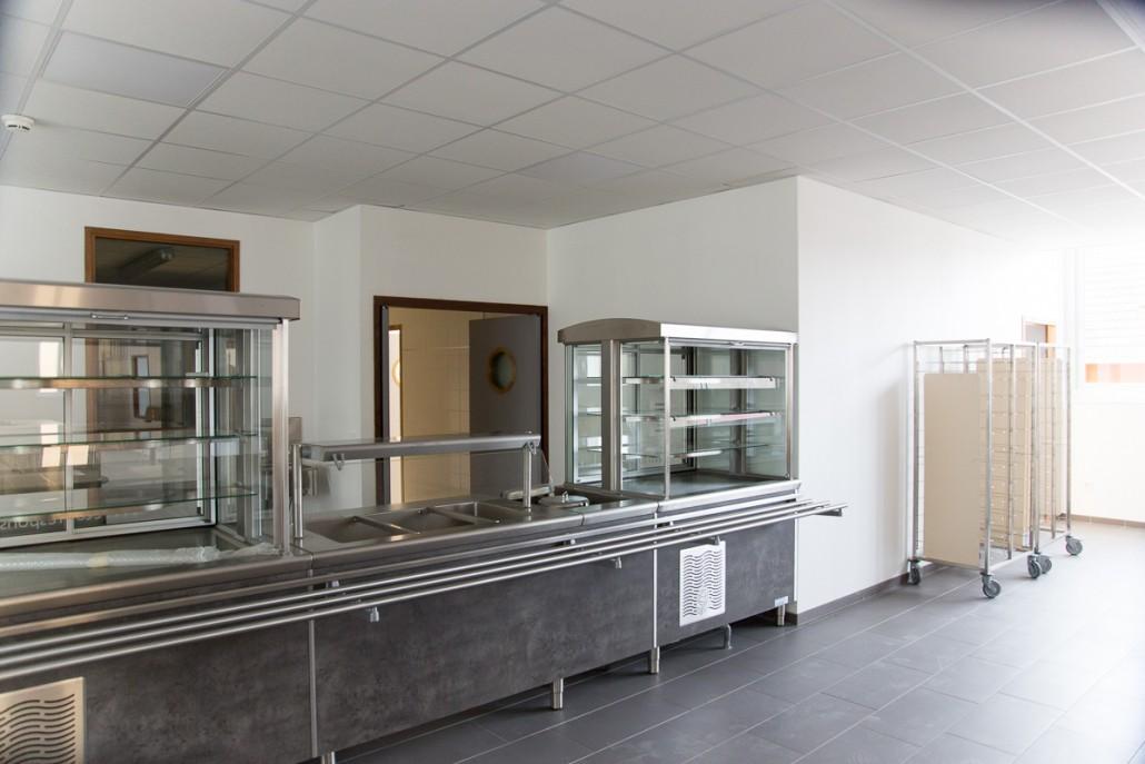 Restauration collective une cantine sur mesure - Competence cuisine collective ...
