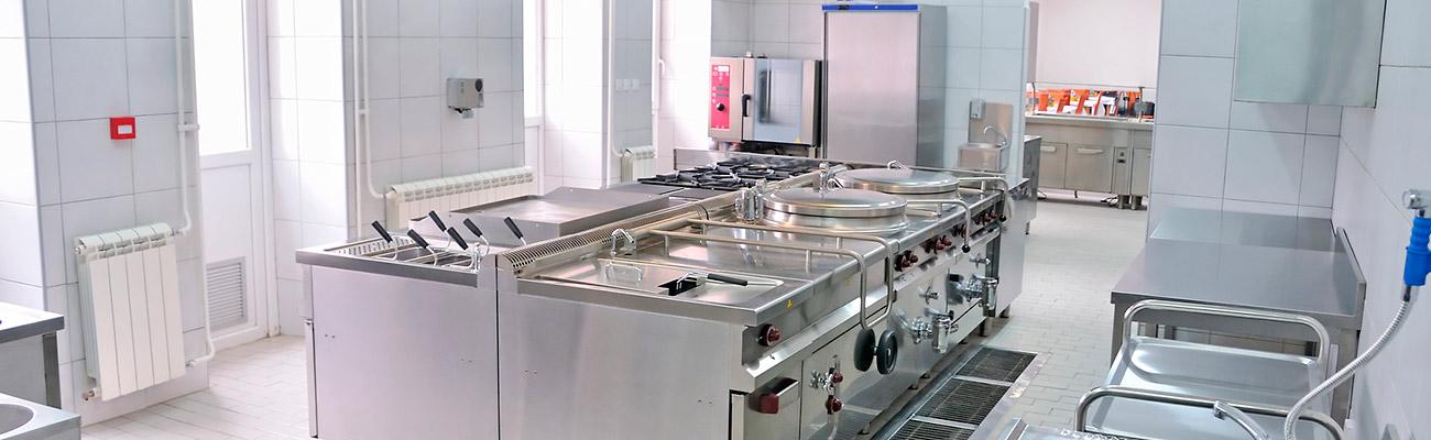 Agencement pour la restauration agencement restauration for Agencement cuisine professionnelle